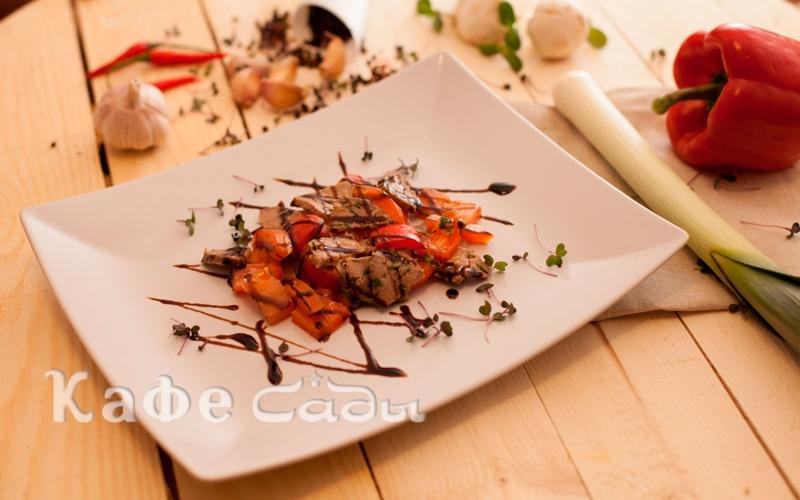 Мясо по-казански